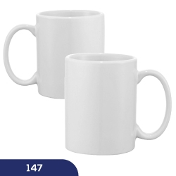 White Sublimation Mug 147