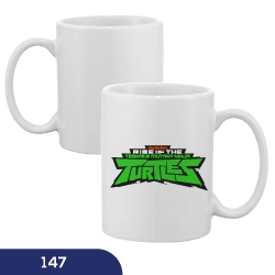 White Sublimation Mug 147