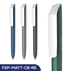 Eco-Friendly Flow Pure Pens F2P-MATT-CB-RE