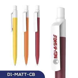Dot Pens D1-MATT-CB