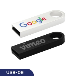 Metal USB Flash Drive USB-09