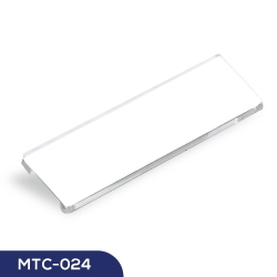 Reusable Acrylic Name Badges MTC-024
