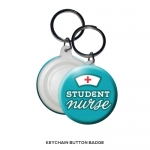 Key-chain Button Badge