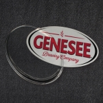 Branded Lens Cover Oval Name Badge MTC-020