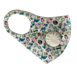 Kids Fabric Face Mask HYG-33-01
