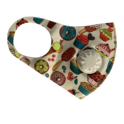 Kids Fabric Face Mask HYG-33-03
