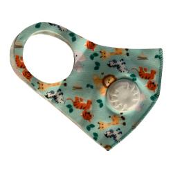 Kids Fabric Face Mask HYG-33-08