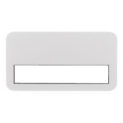 Reusable Insert Name Badges MTC-017-W